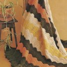 Vintage Afghan Pattern - 1973 - Quick-Quick Crochet
