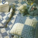 Checkered Quilts Afghan Pattern - Annie's Quilt and Afghan Club