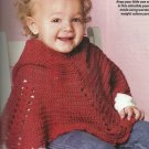 Crochet World presents - 10 pictures - Christmas in Crochet - Angel Afghan - Baby Cocoon