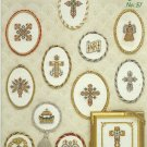 CHRISTIAN SYMBOLS DEVINE DESIGNS CROSS STITCH 1999