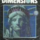 ** DIMENSIONS Needlepoint KIT - LADY OF LIBERTY