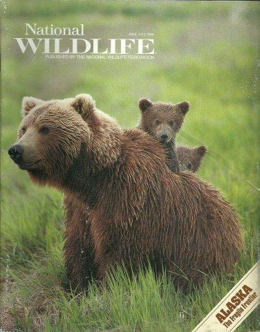 National Wildlife june/July 1990