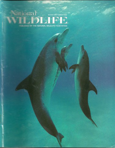 National Wildlife Aug/Sept 1989