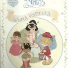 OOP ** PRECIOUS MOMENTS *18* WORLD HARMONY Designs by Gloria & Pat