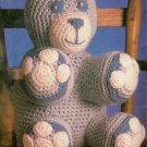 Hooked on Crochet #1 - Bear - Mittens - Winter Flowers Afghan