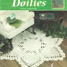 Crochet Floor Doilies - Annie's Original Designs