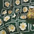 The Needlecraft Shop 2001 Crochet Afghan Calendar