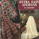 Extra Easy Afghans to Crochet by Terry Kimbrough