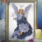 *Cross stitch kit CELESTIAL ANGEL By Jonathon Bowser