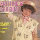 Lady's Circle Knitting & Crochet 1985 - Lacy Sweaters