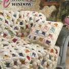 Cathedral Window - Annie's Quilt and Afghan Club