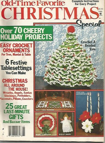 Old-Time Favorite Christmas Special - 1986 - 70 plus Projects