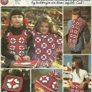 "Vintage ""Granny Square"" Wardrobe to Crochet - Free Shipping in US"