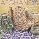 Crochet Desert Ripple Afghans - 6 quick & easy patterns