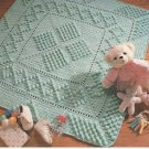 *Annie's Crochet Quilt & Afghan Club - Antique Popcorn