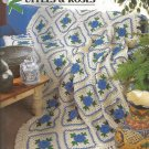 *Annie's Crochet Quilt & Afghan Club - Ruffles and Roses