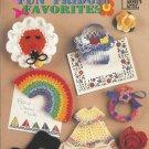 Fun Fridgie Favorites by Annie's Attic - OOP - NEW - 1993