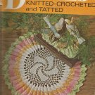 Star Book #228 Doilies Knitted-Crocheted and Tatted