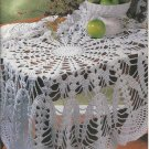 Coats Booklet # 1448 - Table Treasures - Traditional and Contempoary Lace