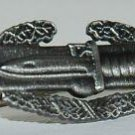 US Army Combat Action Badge Tie Clip