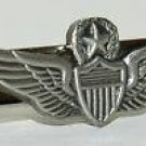 US Army Master Aviator Wings Tie Clip