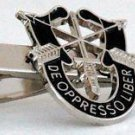 "US Army Special Forces 1"" Cutout 2-1/2"" Tie Clip"