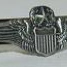 USAF Command Pilot Wings Tie Clip