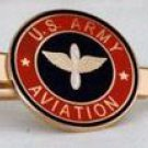 US Army Aviation Tie Clip