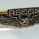USMC Recon Wings Tie Clip