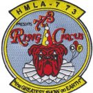 USMC HMLA 773 Three Ring Circus Patch