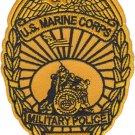 USMC USMC MP Military Police Patch