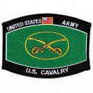 US Army Cavalry Regiment Military Occupational Specialty MOS Patch