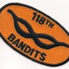 US Army 3rd Platoon Vietnam War 118th Assault helicopter Company BANDITS Patch