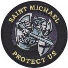 USMC Saint Michael Protect Us Patch