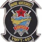 USMC VMFT-401 Marine Fighter Training Squadron 401 Patch