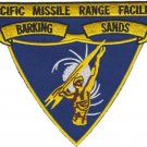 USMC Pacific Missile Range Barking Sands Patch