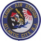 USMC NAS Atlantic City NJ Naval Air Station Patch