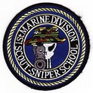 USMC 1st Marine Division Scout Sniper School Patch