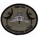 US Army Co A 2nd Battalion 1st Special Forces Group Airborne ODA-144 Patch