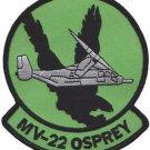 USMC MV-22 Osprey Bell Helicopter Boeing Rotorcraft Systems Patch