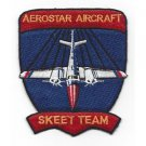USAF Piper Aerostar Aircraft Military Patch SKEET TEAM