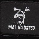 US Navy SEAL Mal Ad Osteo Frog Military Patch