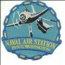 US Navy Naval Air Station Pasco Washington Patch