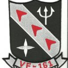 US Navy VF-161 Chargers Squadron Patch