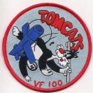 US Navy VF-100 Tomcats Patch