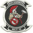 USMC Marine Aviation Logistics Squadron 42 MALS-42 Patch
