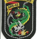 US Navy USS Reclaimer ARS-42 Patch