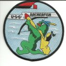 US Navy USS Archerfish SS-311 Patch