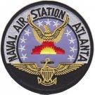 USMC NAS Atlanta GA Naval Air Station Patch