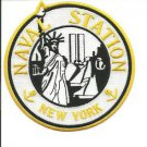 US Navy Naval Station New York Patch